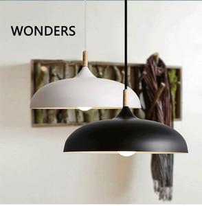 Nordic Style Wooden Pendant Lights Decorative Pendant Lights High Quality hanging Lamps bar hotel restaurant  bookshop decor