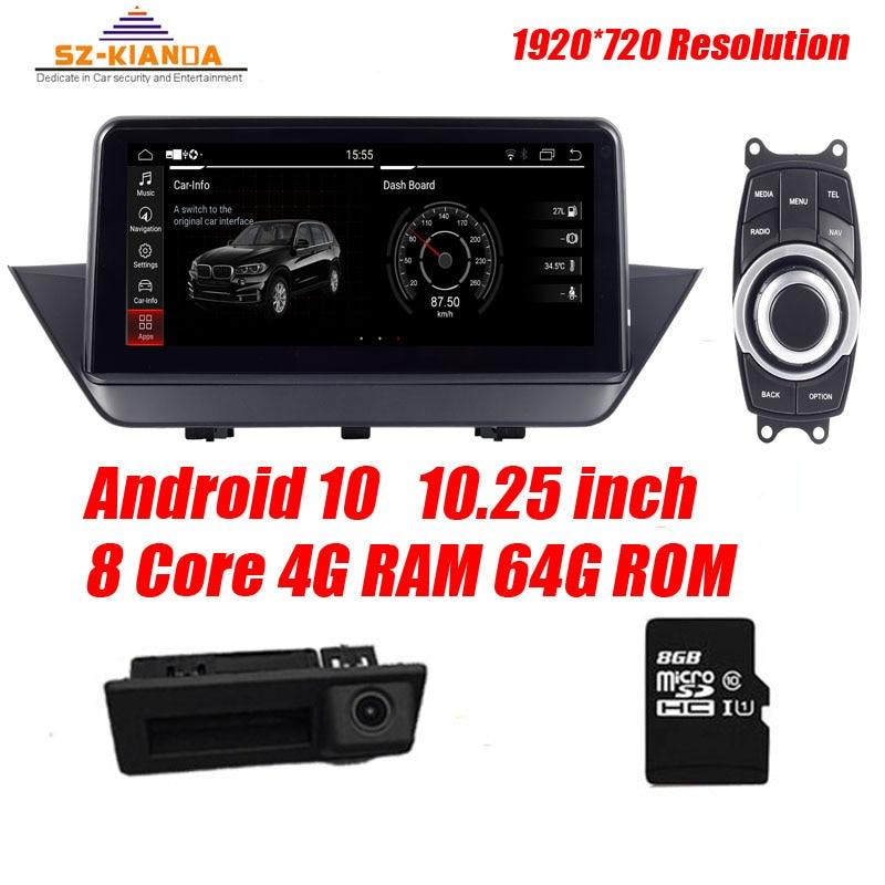 "Precio de fábrica, reproductor de dvd para coche Android 10,25 HD de 10,0 ""para BMW X1 E84 2009 ~ 2015 iDrive, Audio estéreo para coche, navegación Multimedia GPS"
