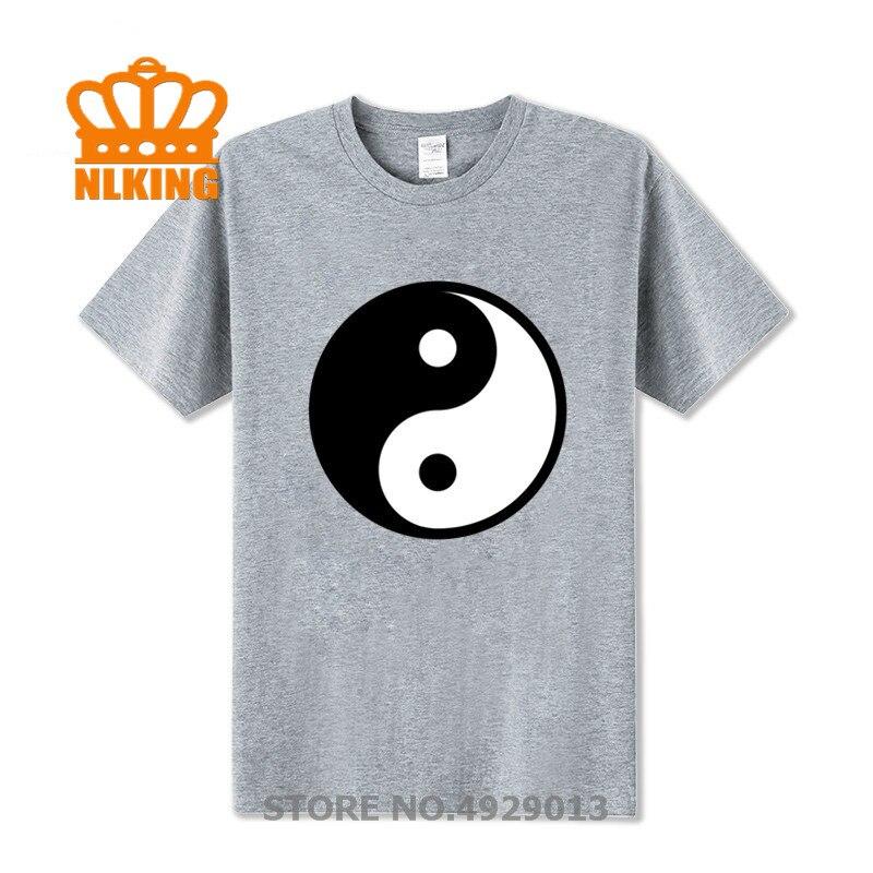 Camiseta kungfú chino de Tai Chi Yin Yang, camiseta para chico de Harajuku de talla grande y S-3XL de paz, camiseta espiritual con estampado de algodón en 3D transpirable para 100% #8