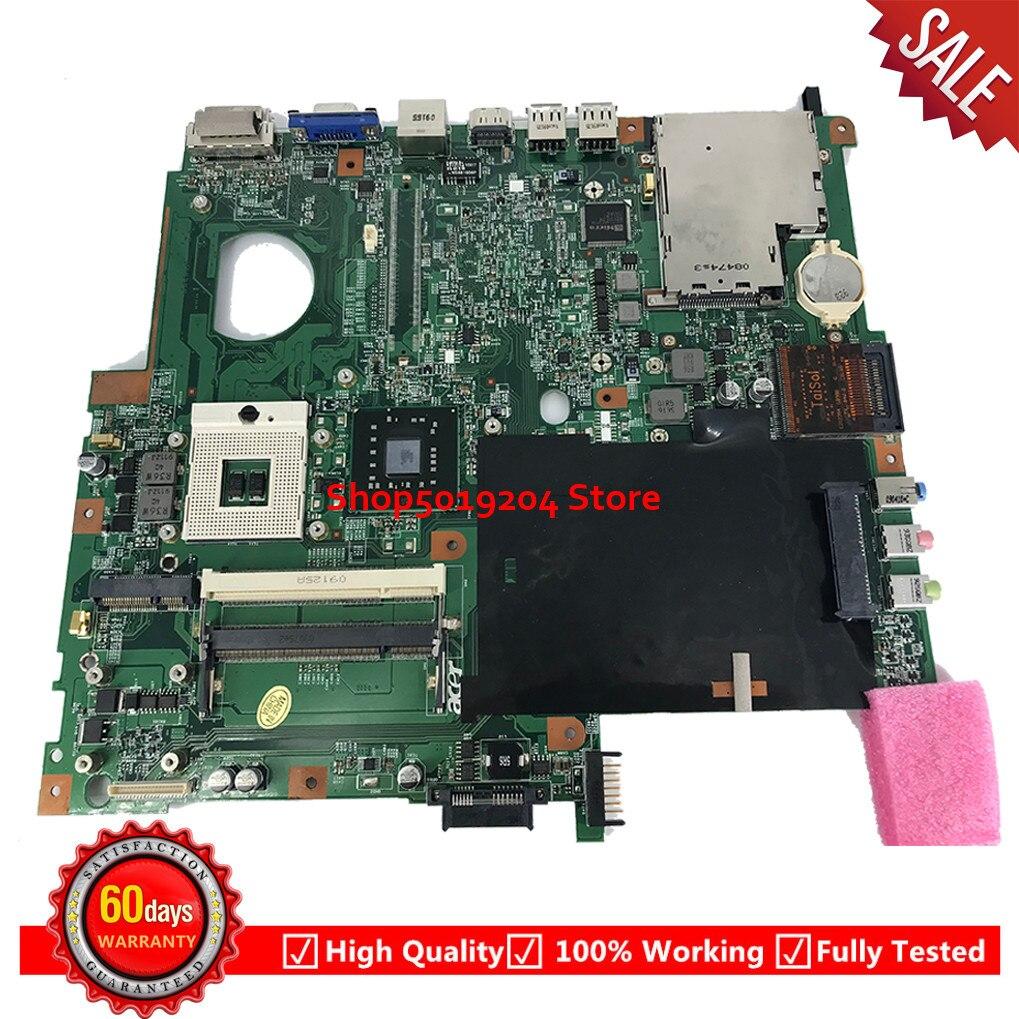 Para Acer para extensa 5630 de 5630g 5230g 5320 EX5630 EX5230 placa...