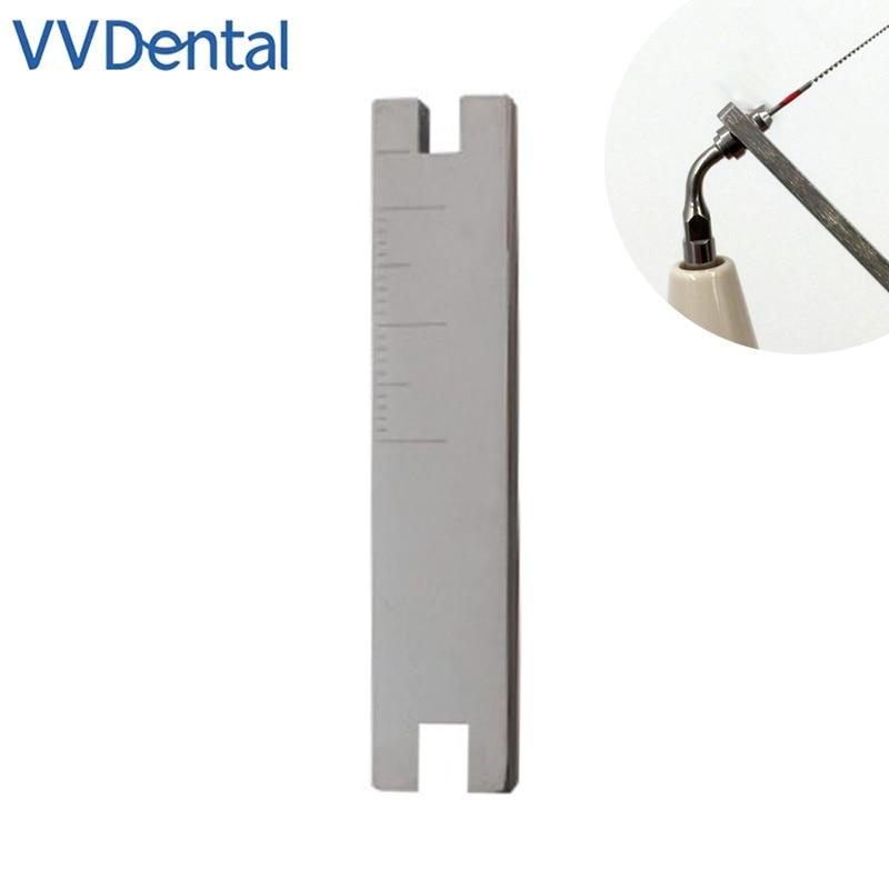 Стоматологические ультразвуковые наконечники скалера гаечный ключ для фотографического прибора Woodpecker UDS endo tip