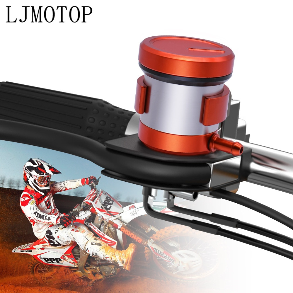 CNC Billet Front Brake Clutch Tank Motorcycle Fluid Reservoir Oil Cup For YAMAHA YZF R1 R6 r3 sticker fz1 mt 09 07 10 15 mt15