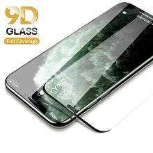 Screen Protectors 9H Anti-scratch Phone Protective Film Cover for iPhone 11 Pro Max XR 6 7 8 Plus Mo