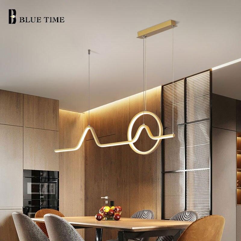مصباح معلق Led معدني ، تصميم حديث ، إضاءة داخلية ، إضاءة سقف زخرفية ، مثالي لغرفة المعيشة ، غرفة الطعام ، المطبخ أو غرفة النوم.