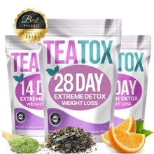 Natural Herbal Tea Slimming Products 28days Detox Tea Colon Cleanse Fat Burn Weight Loss Products Ma