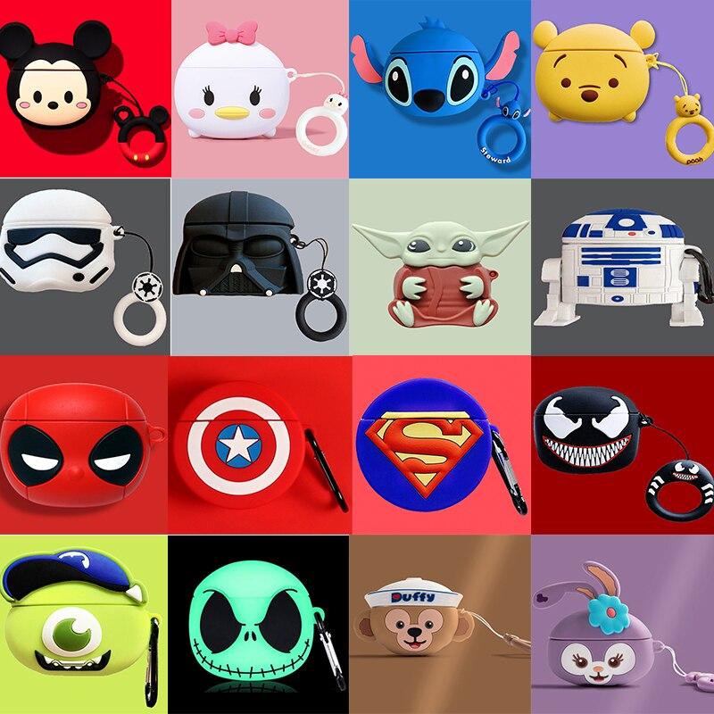 disney-airpods-pro-custodia-morbida-in-silicone-3d-giocattoli-anime-custodia-protettiva-per-auricolari-apple