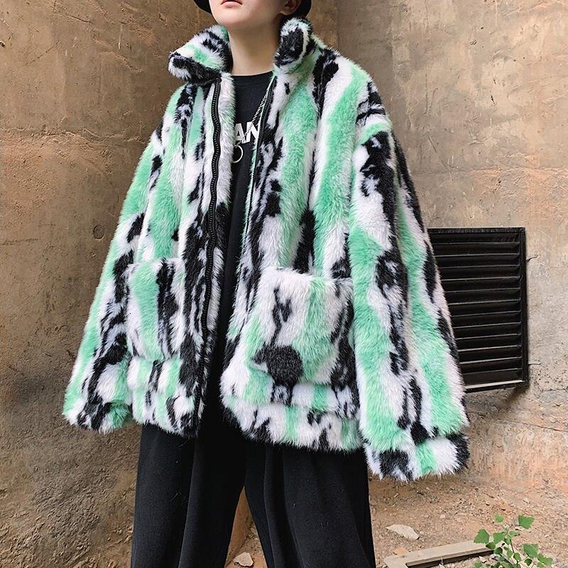 Loose Cotton Camo Parka Mens Clothes M-3Xl Winter Jacket Men's Warm Fashion Contrast Retro Casual Short Coat Men Streetwear Wild