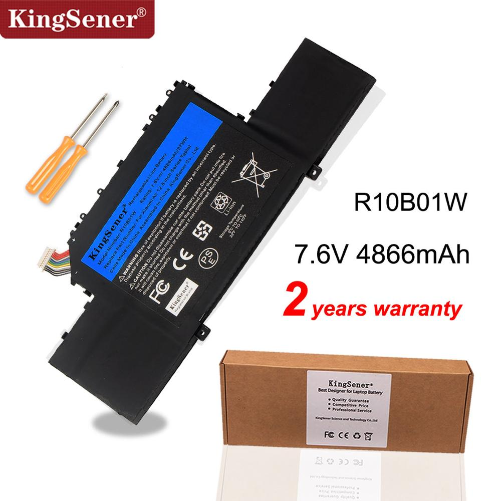 KingSener R10B01W R10BO1W Laptop Battery for Xiaomi Mi Air 12.5