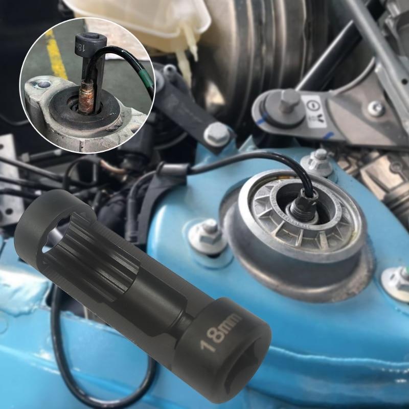 Strut Nut Socket Front Suspension Tool for Porsche-Compatible 1/2in DR. x 18mm