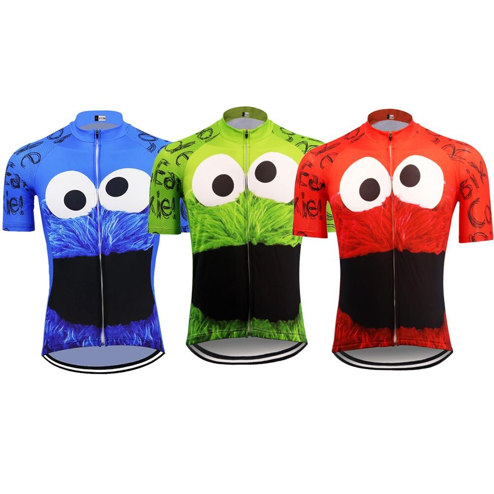 Maillot de ciclismo de manga corta para hombre, ropa para deportes al...