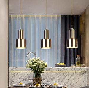 Nordic ins  restaurant small Pendant Light For Living Room lighting  Modern  brass cross  Led Hanglamp For bedroom Decor lights
