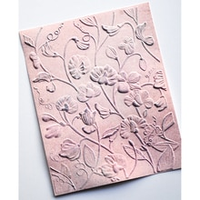Carpeta en relieve para hacer manualidades, patrón de flores 3D, fondo, tarjeta de felicitación, álbum de recortes, sin sellos y troqueles de corte de Metal, novedad de 2021