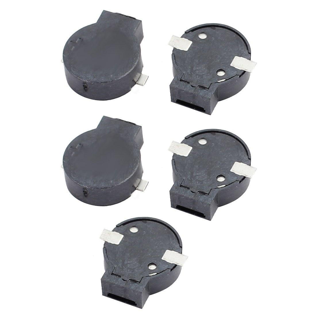 10 pçs/lote SMD 9032 9.0x3.2 MILÍMETROS Passive Buzzer Magnético DC 2 V-4 V Anti-lost altifalante Buzzer 9.0*3.2 MILÍMETROS Para Arduino Kit Electro