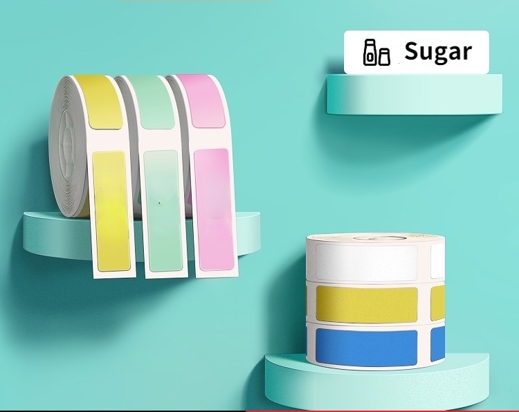Ленты для принтера этикеток NIIMBOT D11/D110, «купите 3 получите скидку 20%», самоклеящаяся бумага для принтера, цена, водонепроницаемая бумага