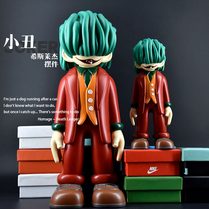 Masked Clown Hand-made Doll Toy Doll Decoration Trendy Collection Creative Gift Ins Decoration christms decoration inflatable clown