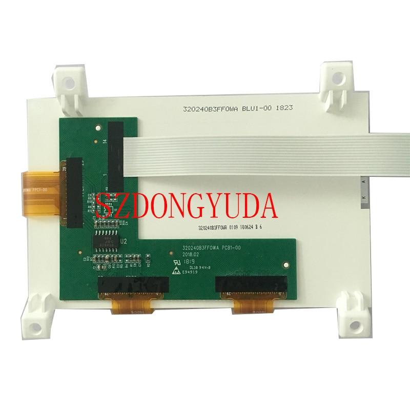 الجديد والأصلي من ياماها PSR S550 S650 S500 DGX520 620 630 640 YPG625 mm6 mm8 شاشة عرض LCD