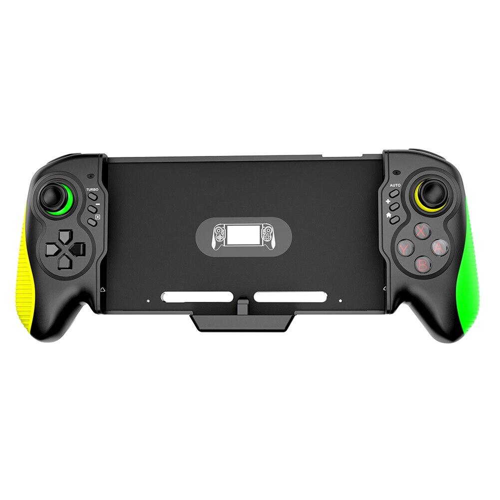 2021 ترقية ل نينتندو سويتش غمبد أذرع التحكم في ألعاب الفيديو يده المقود قبضة مزدوجة المحرك الاهتزاز 6-محور الدوران Joypad