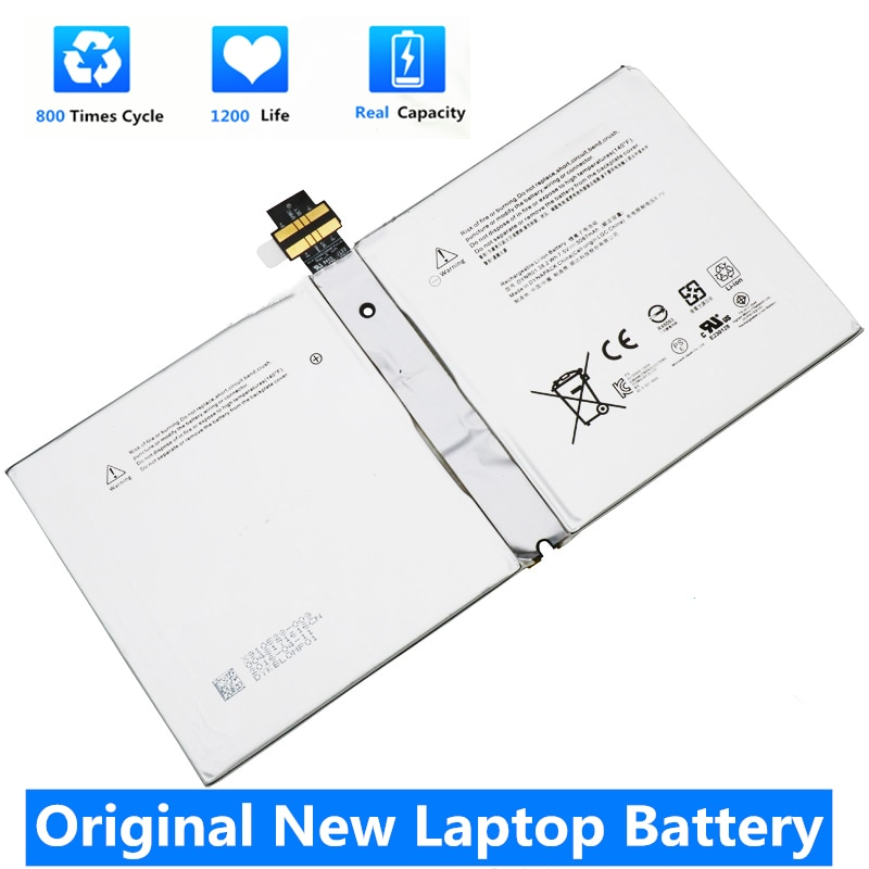 CSMHY NEW G3HTA027H DYNR01 Laptop Battery For Microsoft Surface Pro 4 1724 12.3