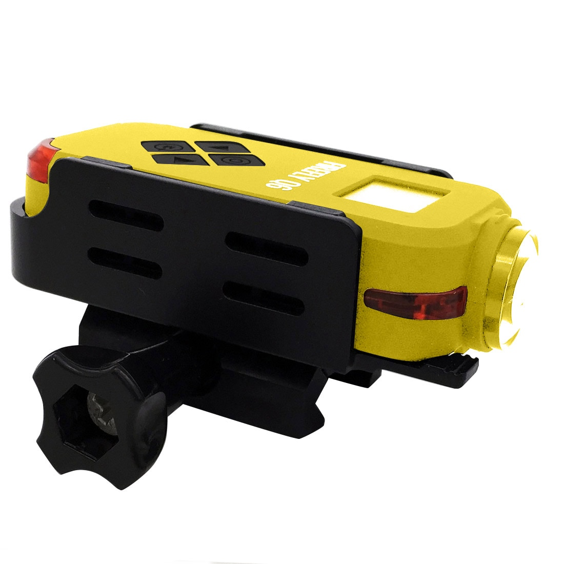 ホークアイホタルQ6 エアガン 1080 1080p/4 18k hd多機能スポーツカメラアクションカムfpvレースドローンquadcopter