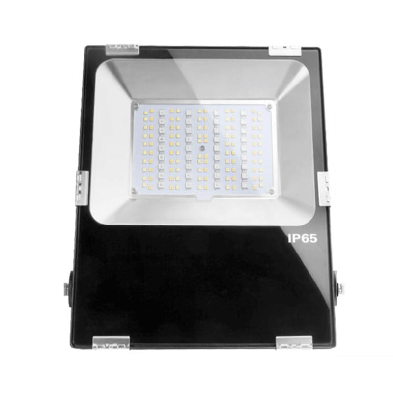 FUTT02 Milight/Miboxer 50W RGB+CCT LED Floodlight enlarge
