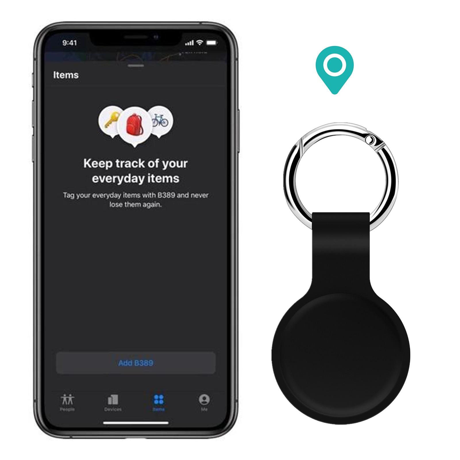 Для Apple локатор gps трекер анти-потерянный устройство брелок защитный рукав для Apple Airtags жидкий силиконовый защитный рукав