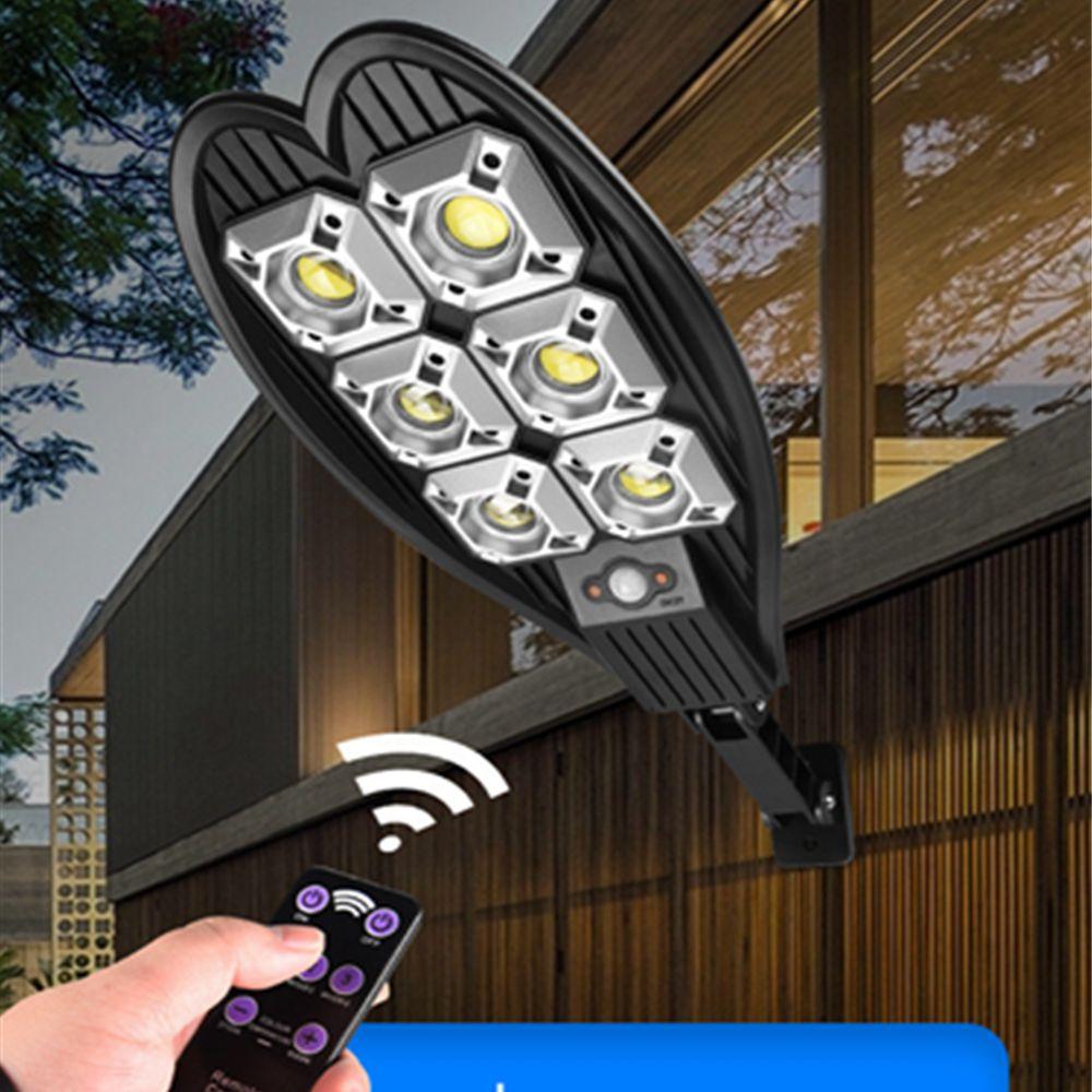 Уличная Светодиодная лампа на солнечной батарее, светильник с датчиком движения, Ip65, уличная Гирлянда для украшения сада COB108, 2021