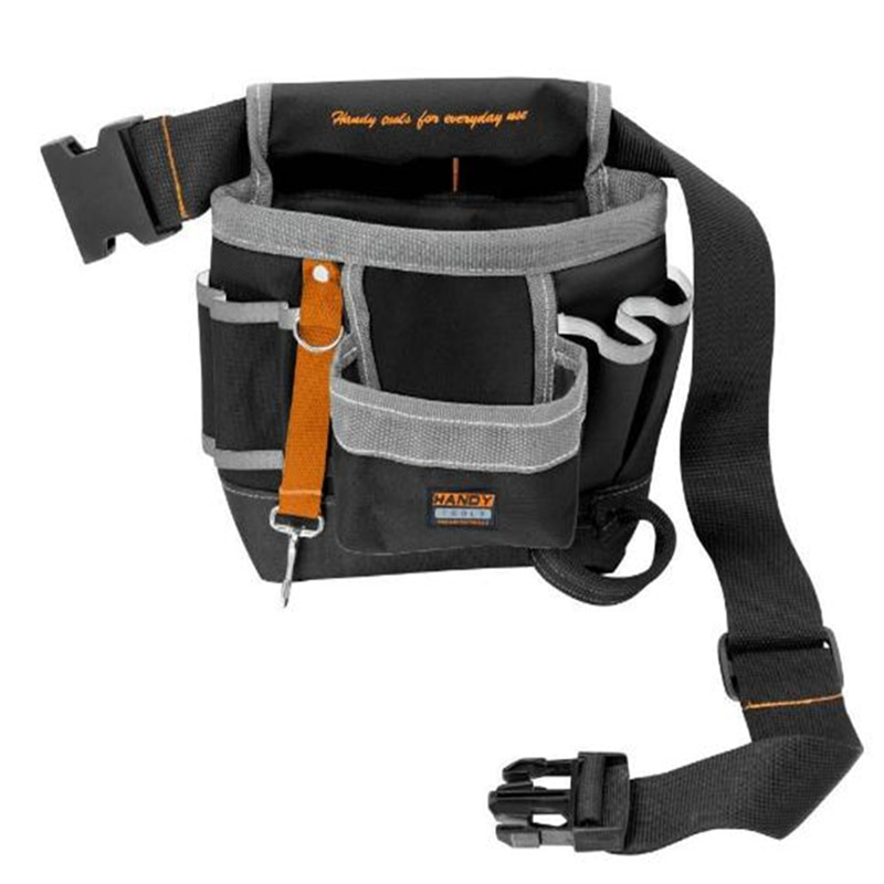1PC Waist Bag Tool Bag Professional For Electrician Contractor Multi-size Magnetic Tool Storage Handware Organizers B