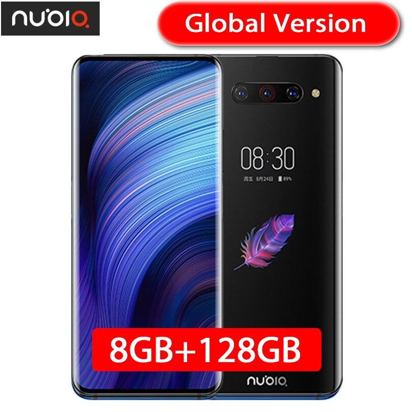 "Original ZTE Nubia Z20 pantalla Dual 6,42 ""+ 5,1"" 6GB 128GB Snapdragon 855 plus 2,96 GHz 4000mAh Triple trasero 48MP teléfono inteligente"