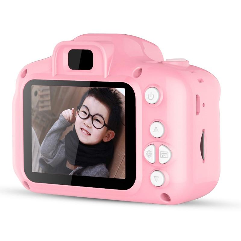 Camara Kamera enfants 4K vidéo Mini Appareil Photo numérique écran LCD Camaras enfants cadeau Camara Fotografica Appareil Photo Numerique