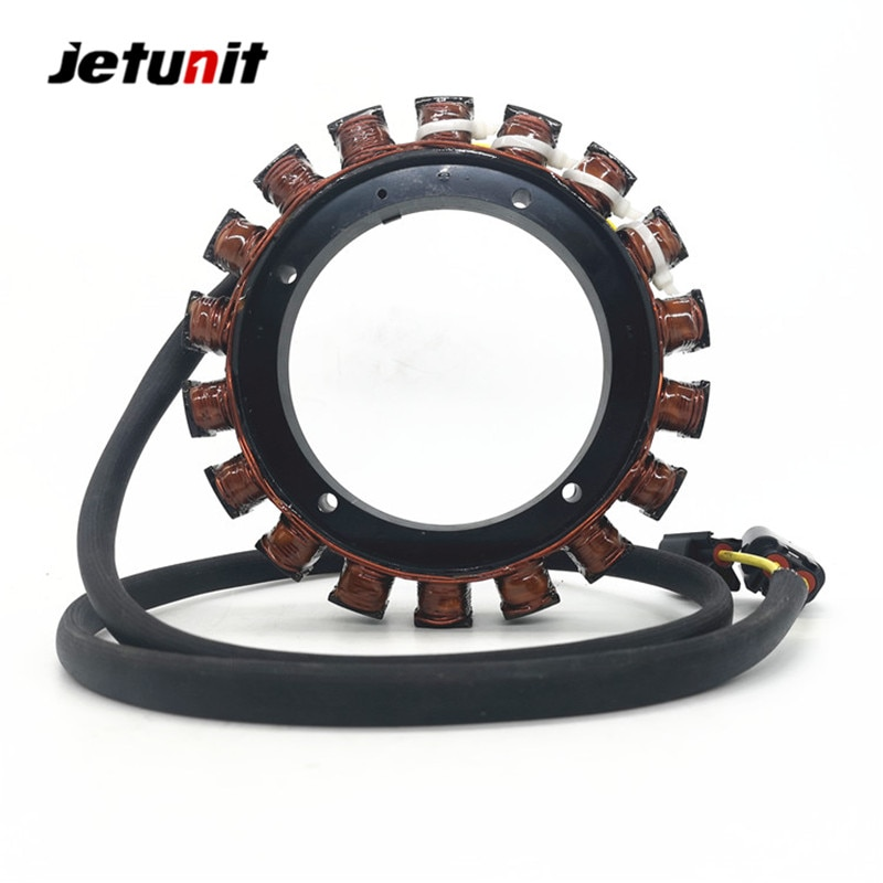 Stator For Yamaha Outboard 50hp 175hp 200hp 【OEM】68F-81410-00-00 enlarge
