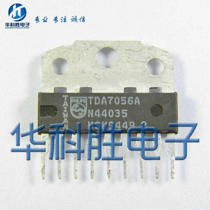 Бесплатная доставка TDA7056A аудио усилитель мощности встроенный блок