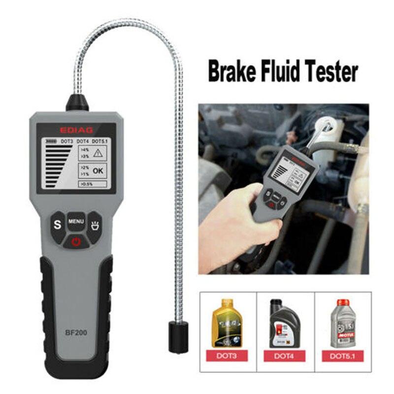 Цифровой тестер тормозной жидкости, проверка тормозной жидкости, тестер автомобильного тормозного масла