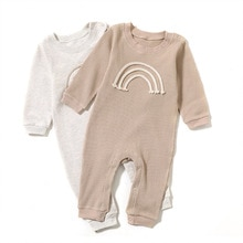 Yg Children's Clothes Newborn Clothes 0-2 Years Old Ha Yi Crawling Baby Long Sleeve Baby Fart Wrap O