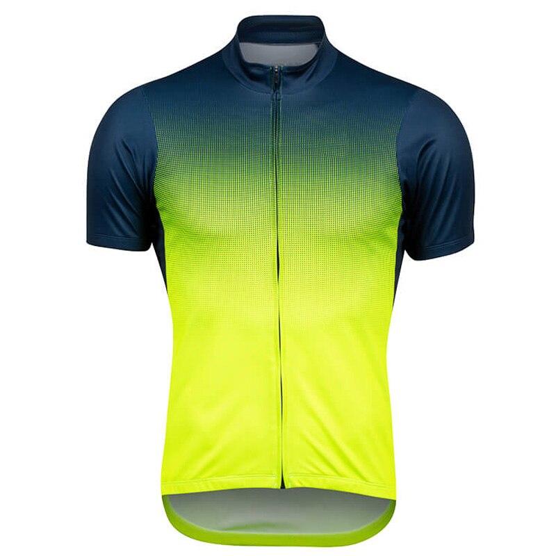 Camisa de ciclismo Bib Bicicleta Curto Set Roupas Bicicleta Camisa Desgaste Kit Verde Amarelo Jaqueta de Manga Downhill Mountain Barato Top Apertado