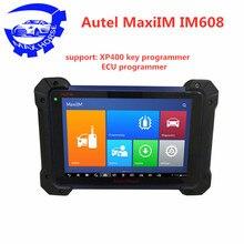 Autel MaxiIM IM608 OBD2 Car Diagnostic Auto Scanner Engine Tool ECU Key Programming scania IM600 scaner automotriz profesional