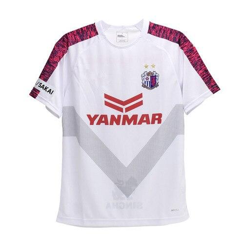 Temporada 2019 Japón fútbol profesional Liga J uniforme de fútbol Osaka Cherry Blossom Away Jersey Cerezo Osaka