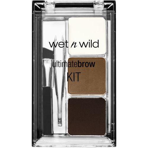 Wet N Wild-Kit sourcils ultime brun doux