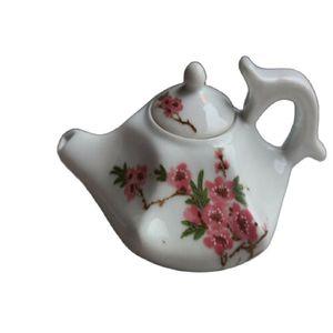 Chinese Old Porcelain Cracked Glazed Porcelain Vase Chairman Mao's Poems