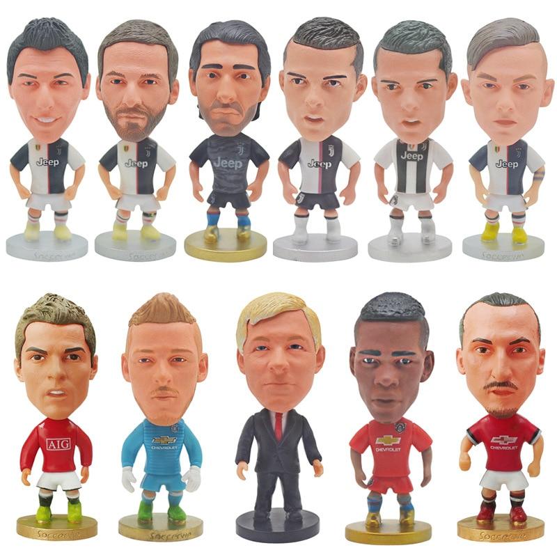 Figura de muñeca de fútbol shiningstar qiu, modelo Euro 2020, superventas en este momento, Kit de modelismo, venta al por mayor