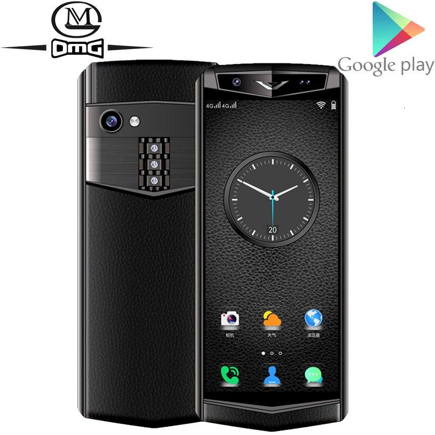 Mini teléfono móvil con android 3,5 MT6737, Quad Core, 4G, 2GB RAM, 32GB 64GB ROM, Tarjeta sim Dual, M17, compatible con Google Play, 8,1 pulgadas