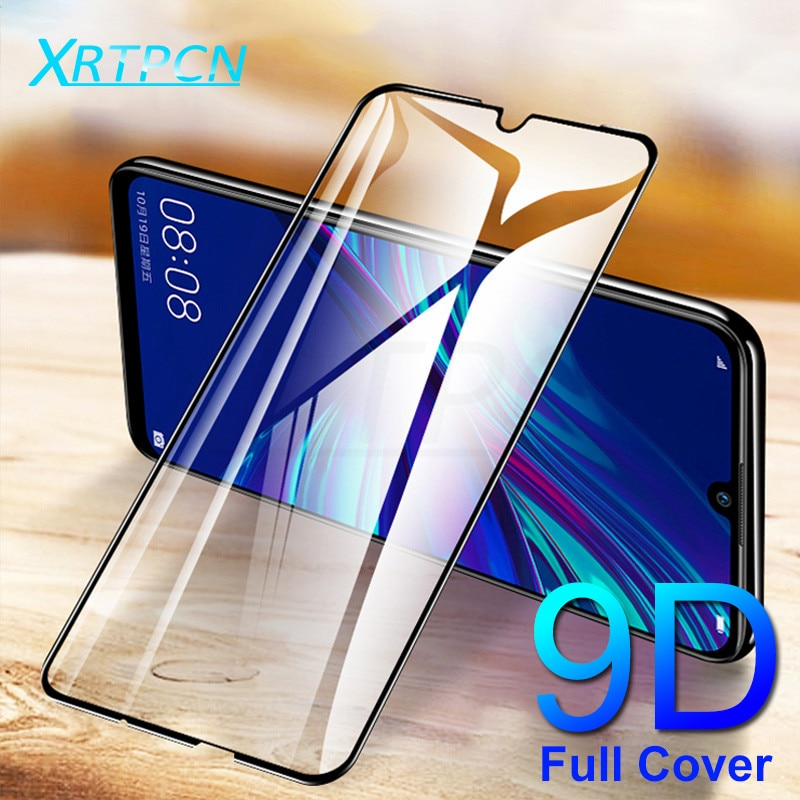 9D מזג זכוכית על עבור Huawei כבוד 9 10 20 לייט 9i 10i 20i 8X 8A 8C 8S מסך מגן בטיחות מגן זכוכית סרט מקרה