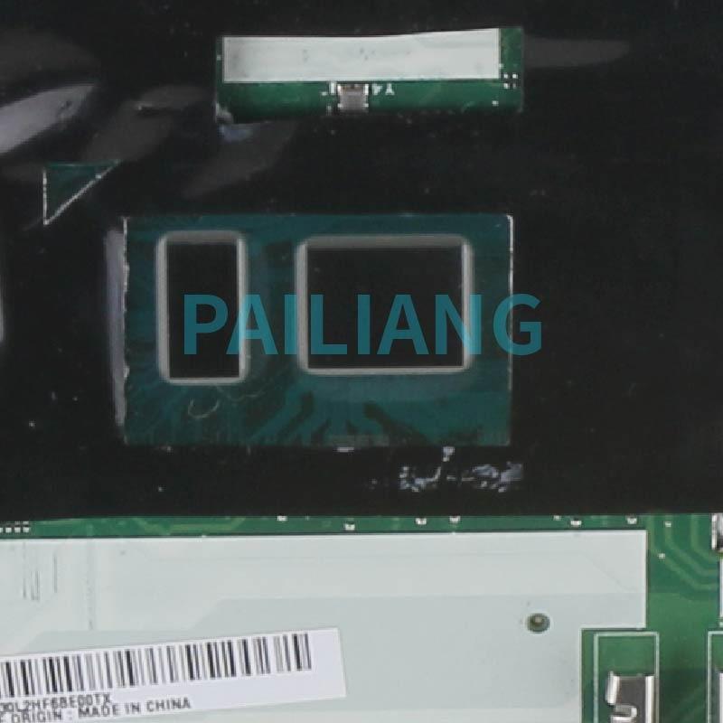 For LENOVO Thinkpad T460 I7-6600U Mainboard 01AW344 SR2F1 Laptop motherboard DDR3 tested OK