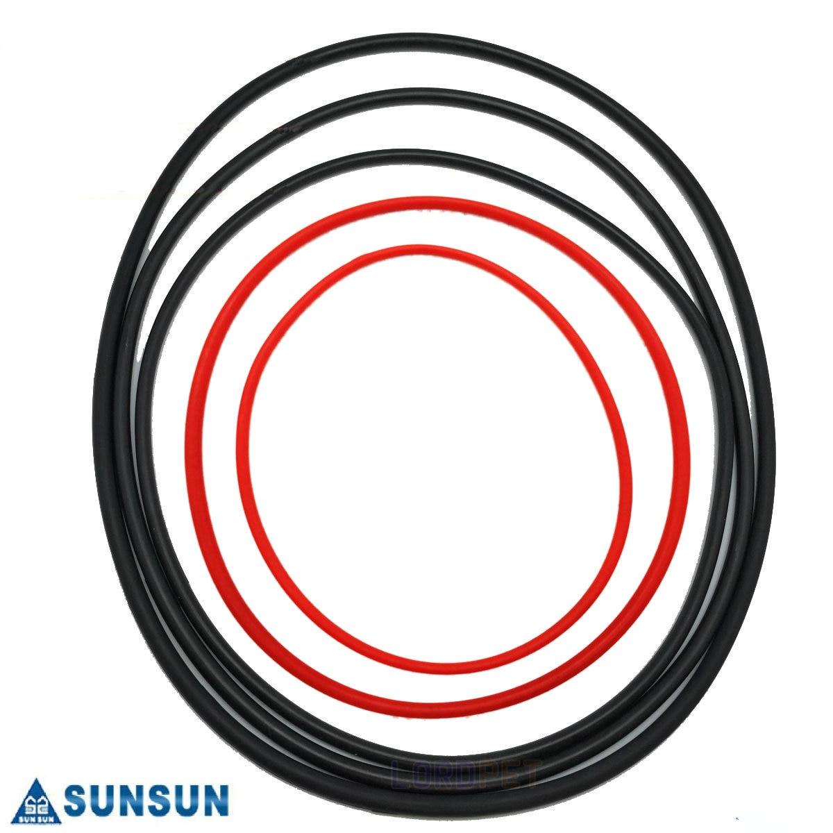 SUNSUN Kanister Filter Dichtung Ring Ersetzen O Ring Für HW 602 602B 603 603B 3/4/702AB 3 /4/703AB 3/4/704AB HW3000