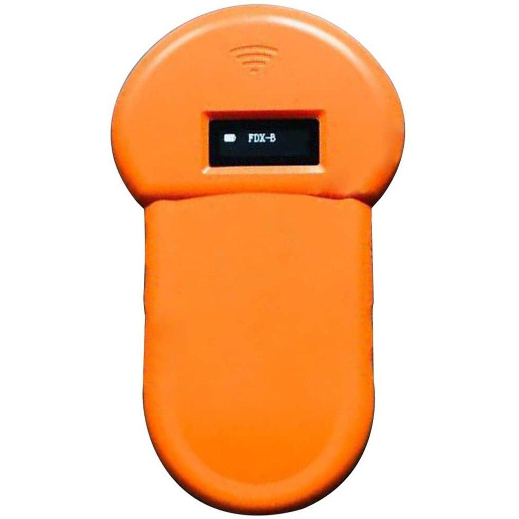 Цифровой сканер микрочипа для животных, сканер микрочипа для ноутбука, сканер микрочипа для чтения ID домашних животных, транспондер для чип...