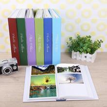 100/300 feuilles interfeuille Type famille Album Photo Photo Scrapbook mémoire livre aléatoire envoyer