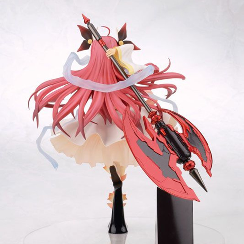 20cm Date A Live II Itsuka Kotori Action Figure Anime PVC Ifrit Ver. 1/8 Beautiful Girl Collection Model Dolls Toys for Gifts