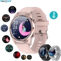smart watch heart rate fitness tracker thermometer message reminder smartwatch waterproof smart bracelet for ios android