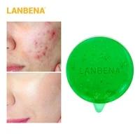 lanbena 24k gold handmade soap anti aging seaweed deep cleansing moisturizing nourishing whitening beauty face care anti wrinkle