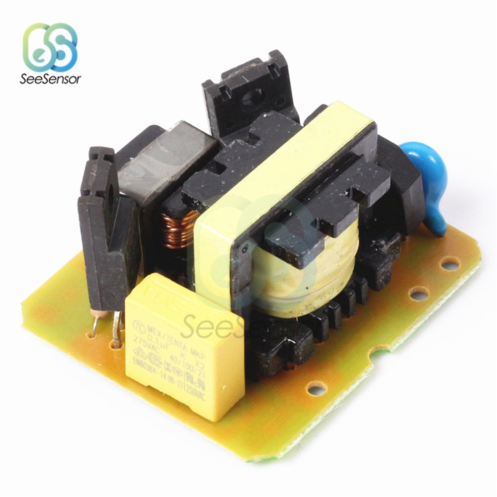 12V a 220V módulo de potencia de aumento 35W DC-AC Boost Inverter Module canal de potencia dual regulador