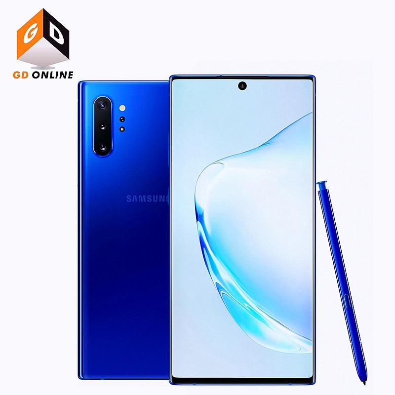 "Samsung Galaxy Note 10 Plus Note10+ N975F Global Version 12GB 256GB Octa Core 6.8"" Exynos 4 Camera 4G LTE Original Cell Phone"